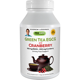 Green-Tea-EGCG-And-Cranberry