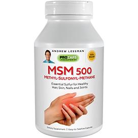 MSM-500-Methyl-Sulfonyl-Methane