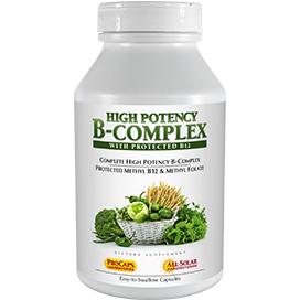 High-Potency-B-Complex
