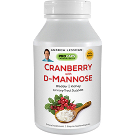 Cranberry-with-D-Mannose