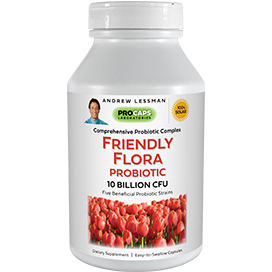 Friendly-Flora-Probiotic