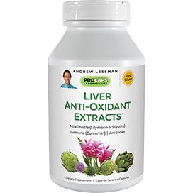 Liver-Anti-Oxidant-Extracts
