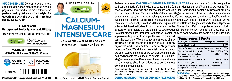 Calcium-Magnesium-Intensive-Care-Capsules-Bone-Support