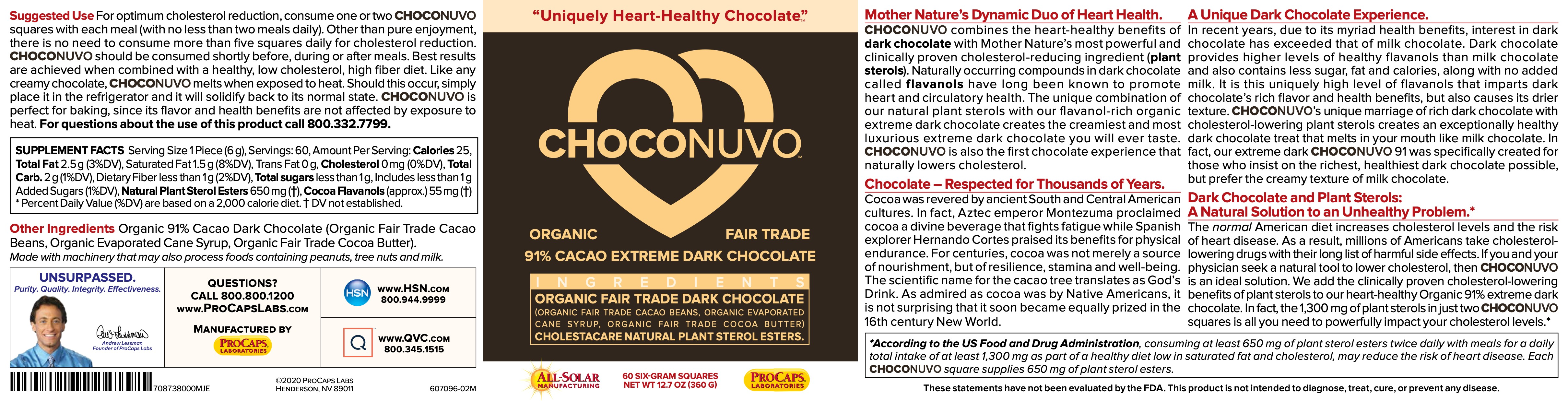 ChocoNuvo-91-Cacao-Extreme-Dark-Chocolate-Cardiovascular-Health