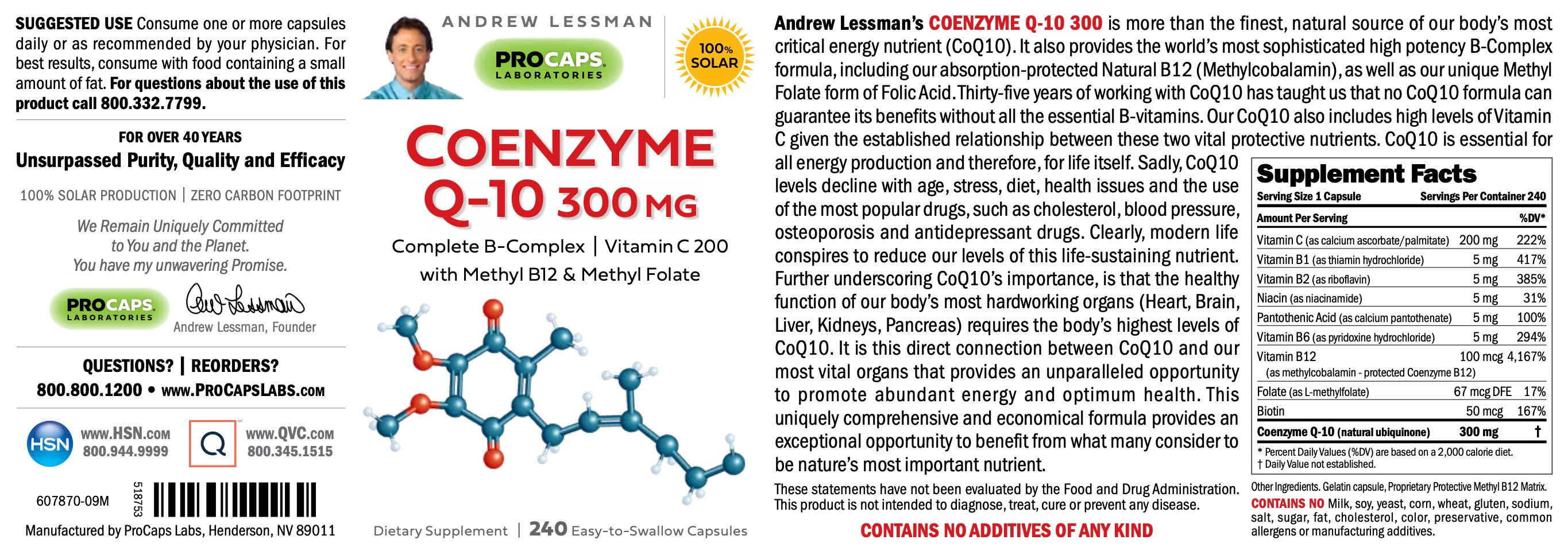 CoEnzyme-Q-10-300-mg-Capsules-Anti-oxidants