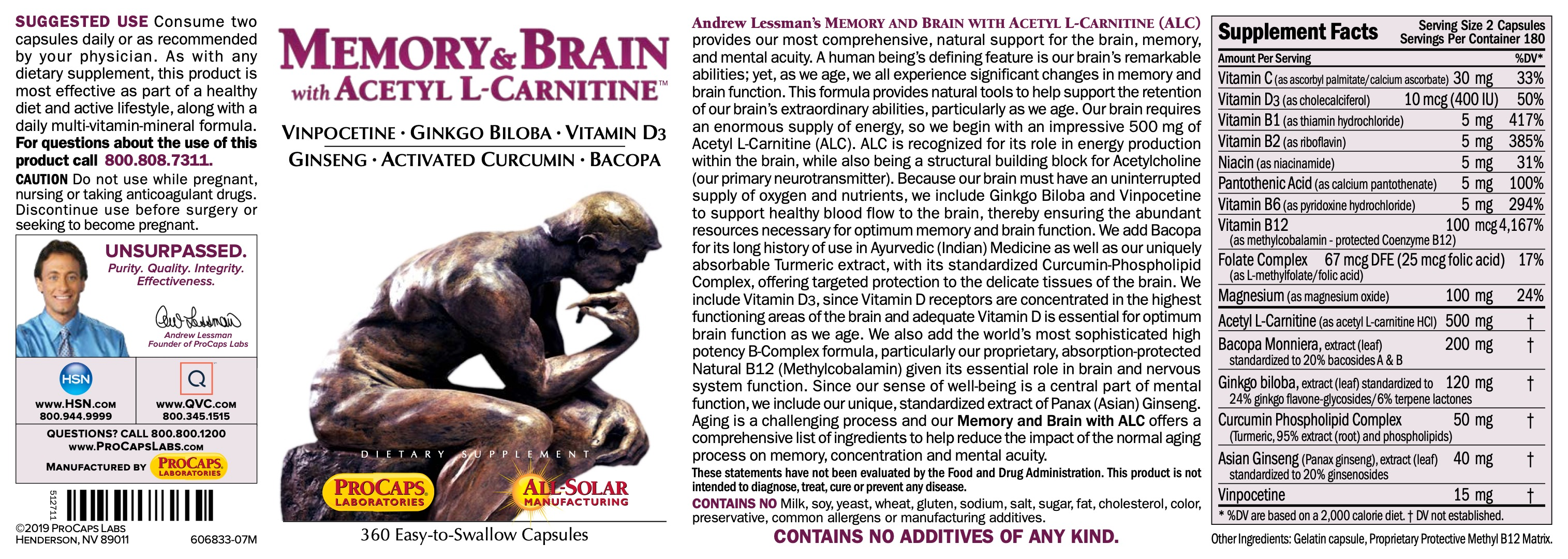 Memory-And-Brain-with-Acetyl-L-Carnitine-Capsules-Nervous-System-Support