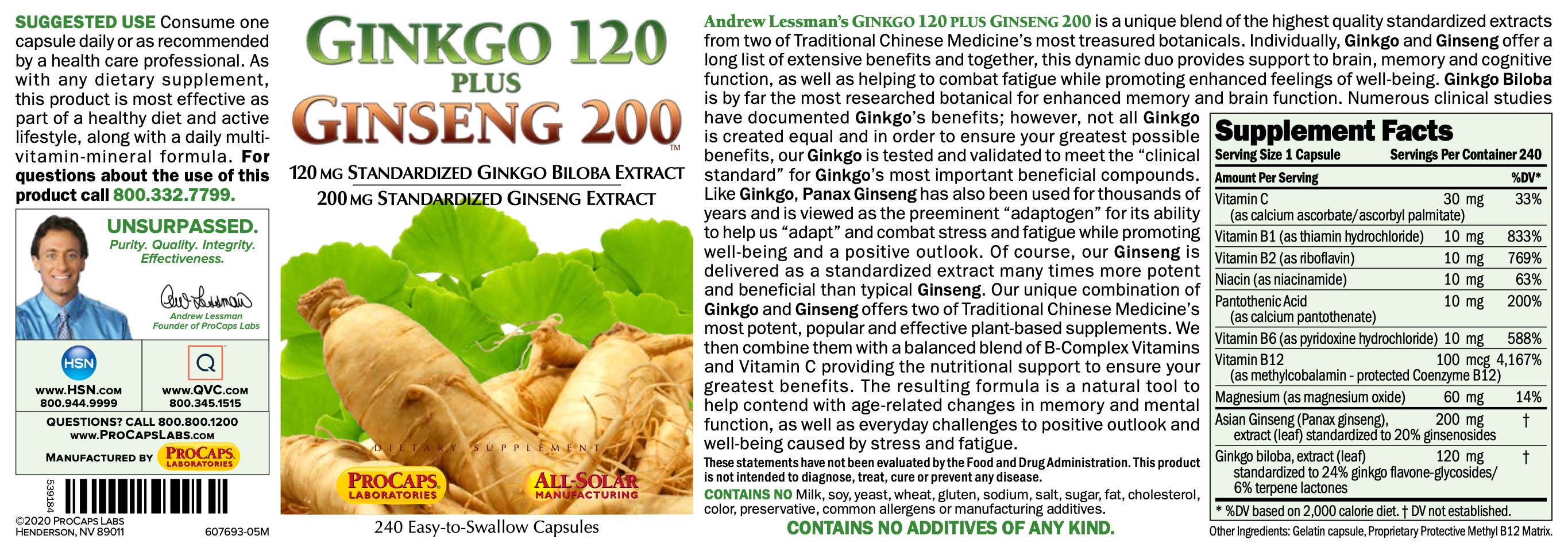 Ginkgo-120-plus-Ginseng-200-Capsules-Nervous-System-Support
