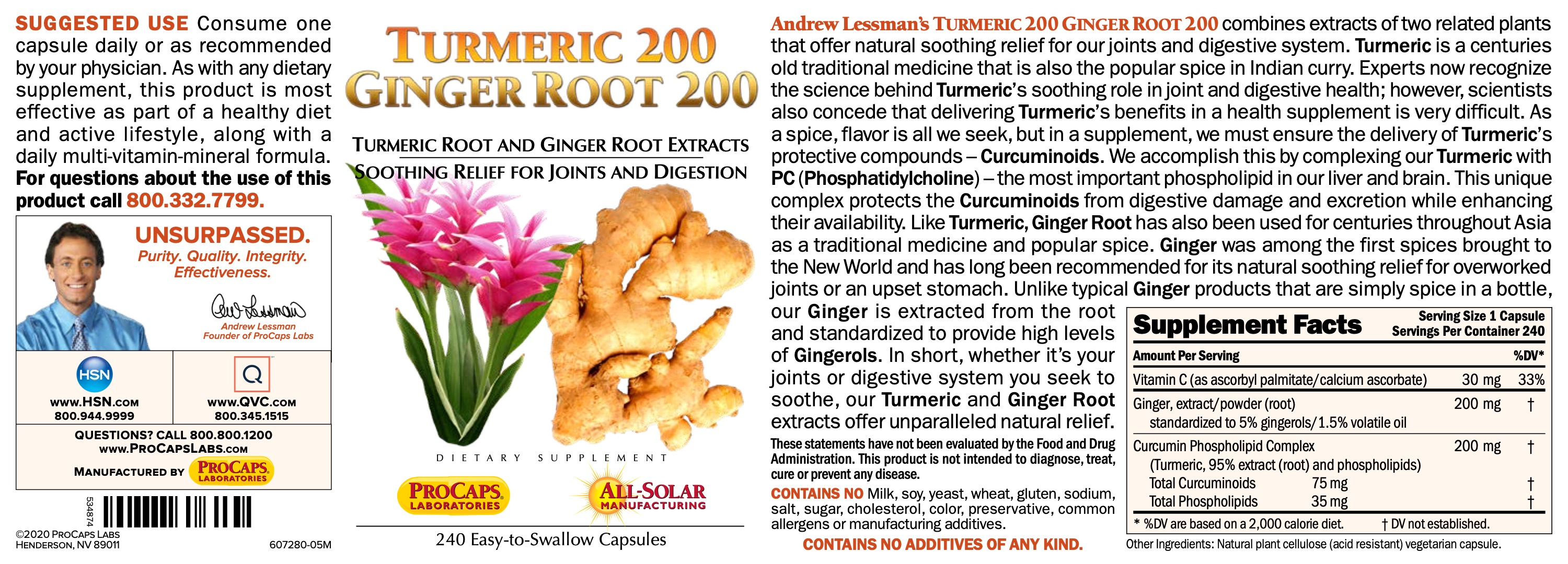 Turmeric-200-Ginger-Root-200-Capsules-Anti-oxidants