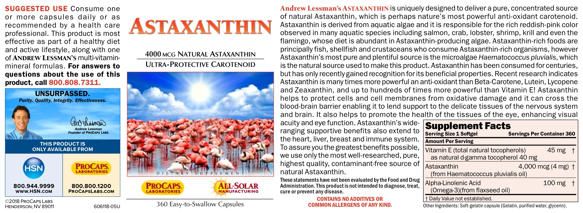 Astaxanthin-Softgels-Anti-oxidants