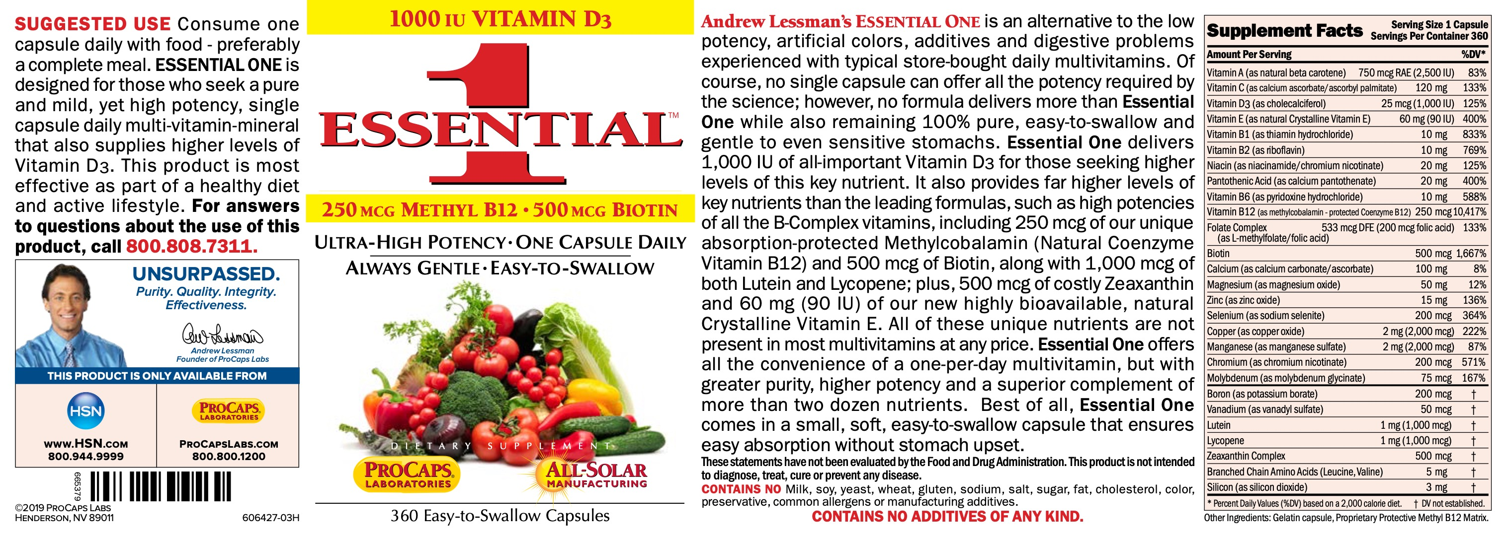 Essential-1-with-1000-IU-Vitamin-D3-Capsules-Multivitamins