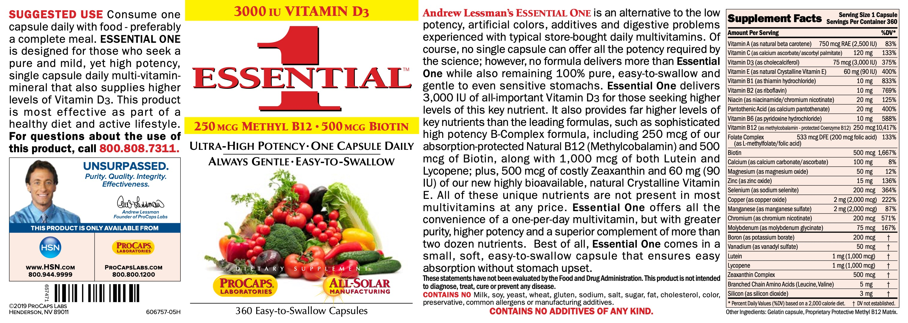 Essential-1-with-3000-IU-Vitamin-D3-Capsules-Multivitamins