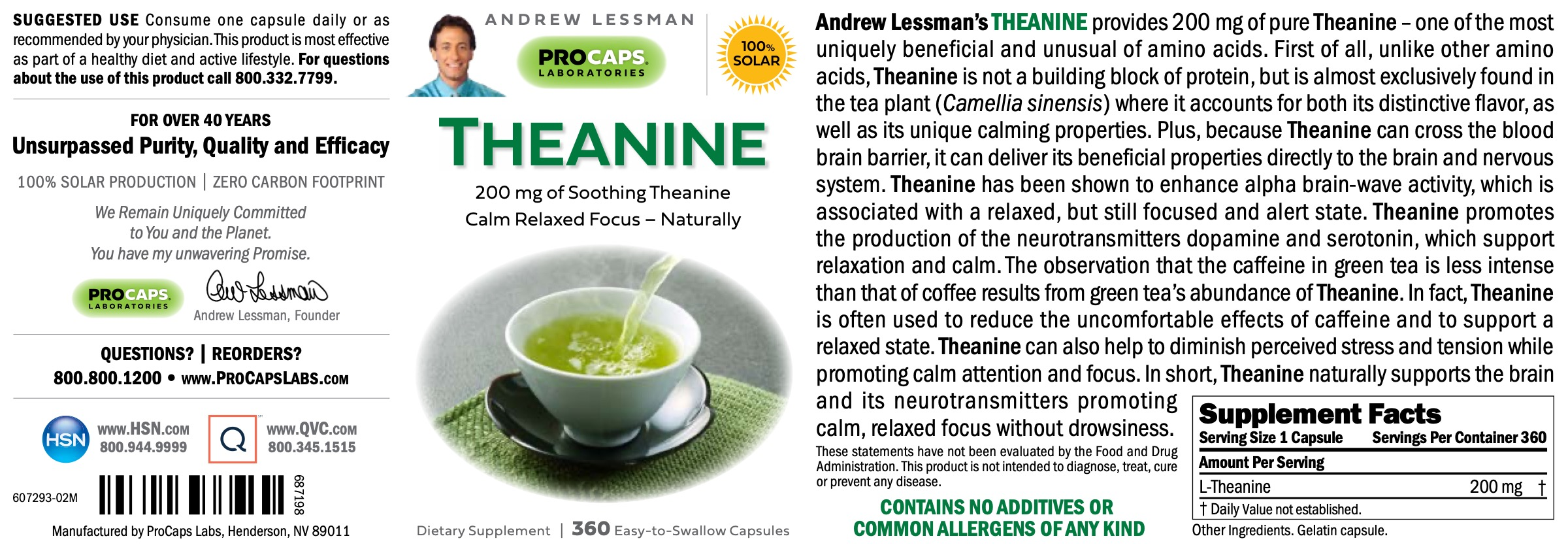 Theanine-Capsules-Amino-Acids