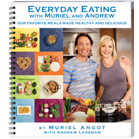 Book - Everyday Eating with Muriel and Andrew Cookbook