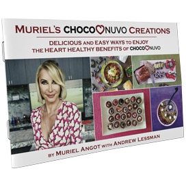 Book - Muriel's ChocoNuvo Creations Cookbook