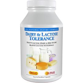 Dairy-Lactose-Tolerance