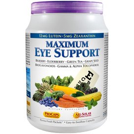Maximum Eye Support®