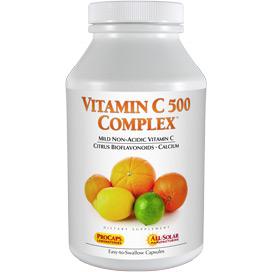 Vitamin C 500 Complex™