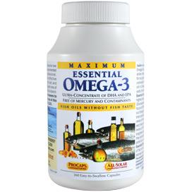 Maximum Essential Omega-3™ - Orange