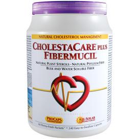 CholestaCare™ plus Fibermucil™