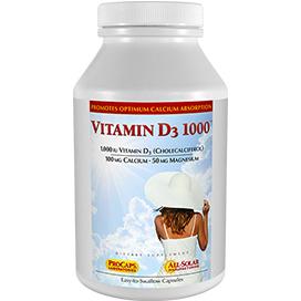 Vitamin D3 1000™