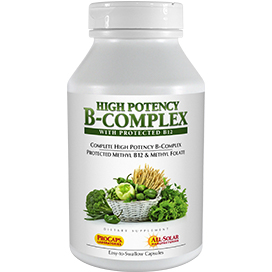 High-Potency-B-Complex