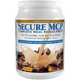 Secure® MCP Complete Meal Replacement - Chocolate