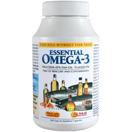 Essential Omega-3™ - No Fishy Taste - Orange