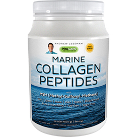 Marine Collagen Peptides with MSM