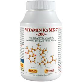 Vitamin K2 MK-7 200