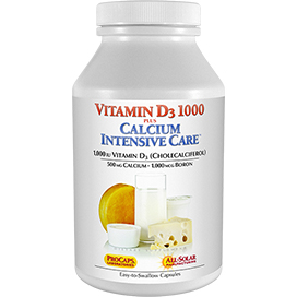 Vitamin D3 1000 plus Calcium Intensive Care™