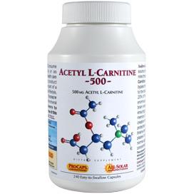Acetyl L-Carnitine-500