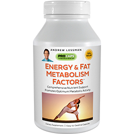 Energy & Fat Metabolism Factors™