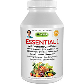 Essential-1-with-2000-IU-Vitamin-D3-plus-CoQ10-100-Today's-Special