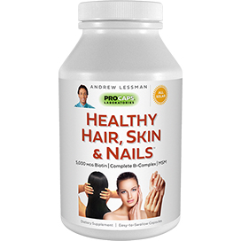 Healthy Hair Skin And Nails